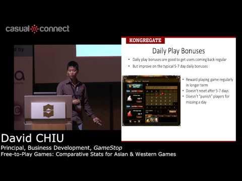 Maximizing Player Retention And Monetization In F2P Games | David CHIU