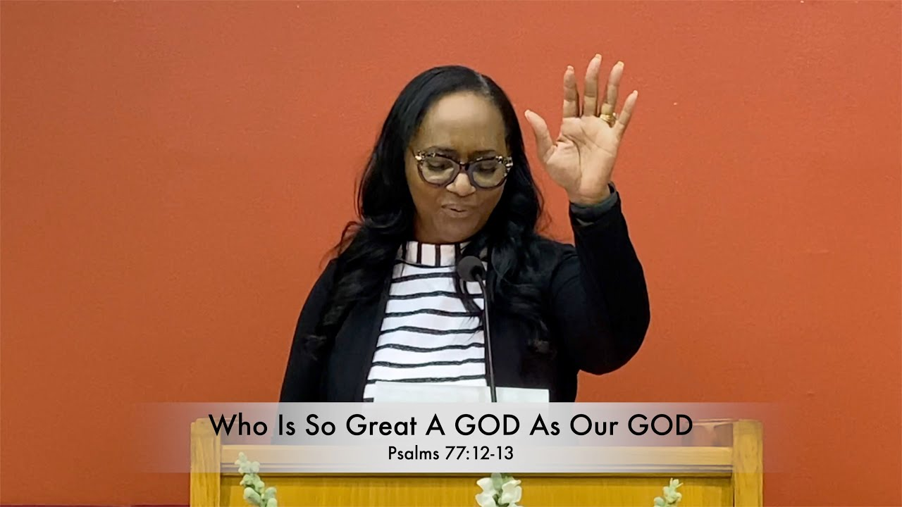 Who Is So Great A GOD As Our GOD