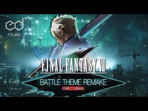 FF7 Battle theme music remake (Epic fan made)