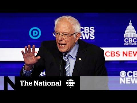 Democrats target Sanders