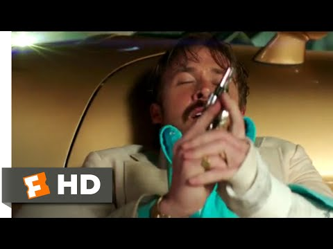 The Nice Guys (2016) - Auto Show Shootout Scene (7/8) | Movieclips streaming vf