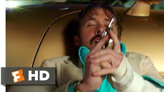 The Nice Guys (2016) - Auto Show Shootout Scene (7/8) | Movieclips