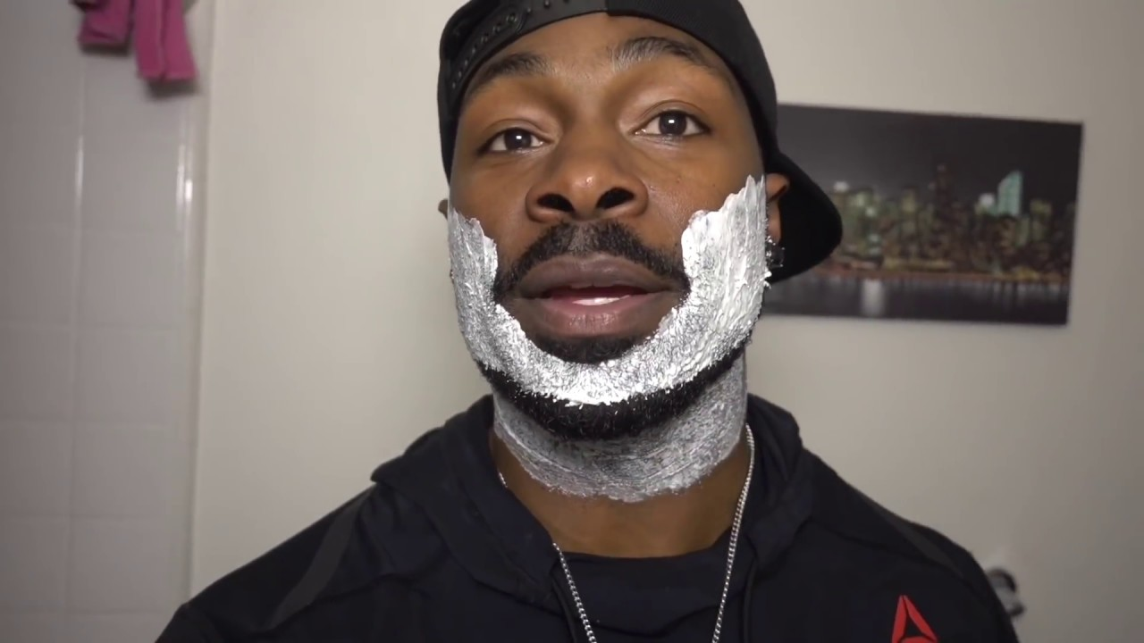 Secret To Looking Younger Magic Shave Powder Tutorial Youtube