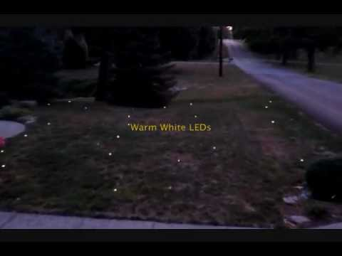 sparkling lawn lights - Christmas Lawn Lights