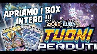 SPACCHETTIAMO 1 Box POKEMON TUONI PERDUTI! Hyper, Full Art, GX troviamo tutto!