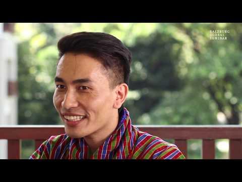 Passang Dorji on coming out on TV in Bhutan and progress made   Salzburg Global LGBT Forum