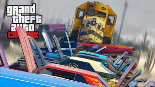 Lowrider Meet-ups Gone Wrong! || GTA 5 Online || PC(As you can see, the NGG crew is not very good at choosing locations for Lowrider DLC meet-ups! Join in the fun at: http://www.nextgengta.com Join our ..., 2015-10-30T16:24:23.000Z)