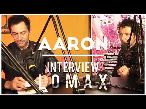 Aaron - Interview Lomax