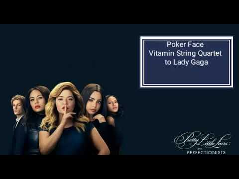 PLL - THE PERFECTIONISTS 1x1 Music - Poker Face VSQ Lady Gaga