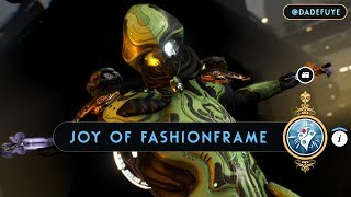 Warframe: The Joy of Fashion Frame   Hydroid Graxx
