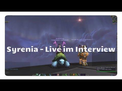WoW: Syrenia Im Interview Mit Jessirocks