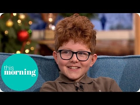 The 12-Year-Old Boy Bullied for Being Ginger | This Morning