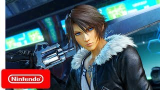 Final Fantasy VIII Remastered GAMEPLAY Nintendo Switch - ファイナルファンタジーVIII リマスタ - 任天堂 FF8