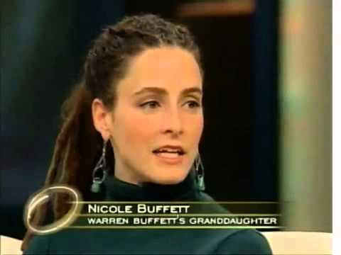 INTERVIEW: Nicole Buffett (granddaughter of Warren Buffet) (2010)
