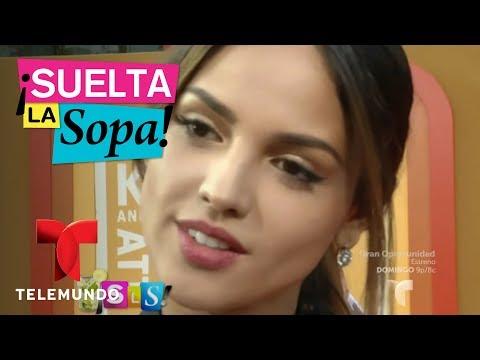 Dicen que Maluma y Eiza González tienen un romance   Suelta La Sopa   Entretenimiento