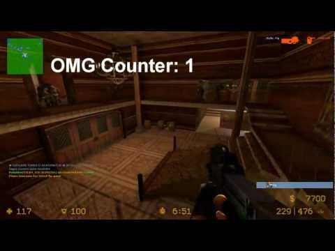 Counter Strike Source Zombie Escape 14# (CSS:ZE Live Commentary)