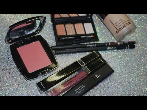 Doucce Cosmetics First Impression + Mini Review | Marina Sanchez