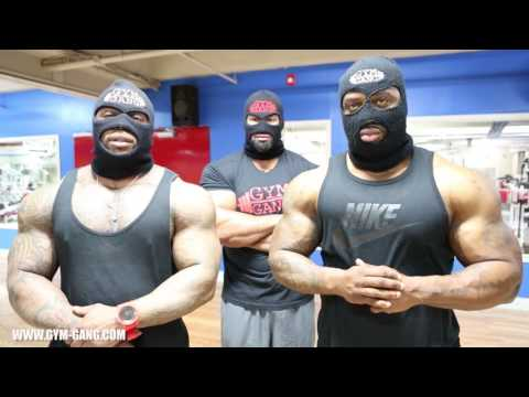 GYM GANG-RESPONSE TO C.T FLETCHER & IRON ADDICTS (CHANGE GONNA COME)