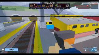 Some Arsenal Gameplay (Note some are unfinished coz of changes towards roblox)