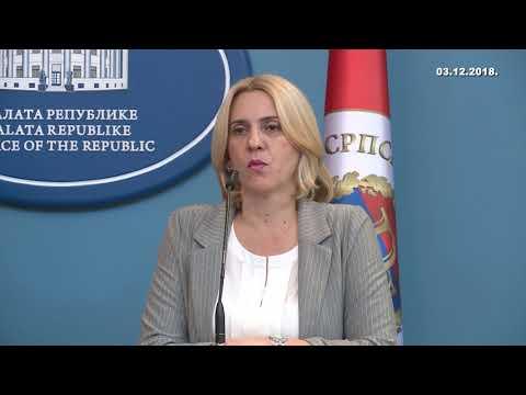 Batareva ostala bez fotelje u Inspektoratu RS \ Banja Luka (BN TV 2019) HD