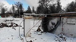 Shane Grammer's Evocative Paradise Murals