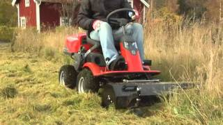 Husqvarna Flail Mower Attachment