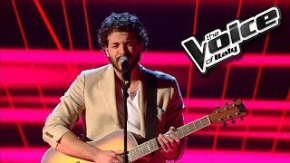 Gianmarco Finizio - Chissá Se Lo Sai | The Voice of Italy 2016: Blind Audition
