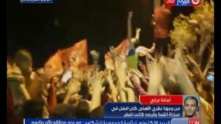 كورة كل يوم | اسامة عرابي لـ  كريم حسن شحاتة: انا مش شايف الزمالك كان افضل من الاهلي!!