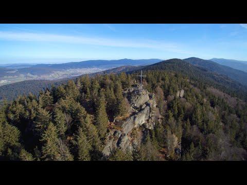 Kaitersberg Bad Kötzting w/Quadcopter