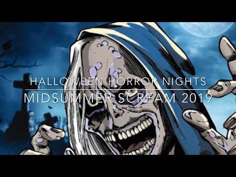 Halloween Horror Nights at Midsummer Scream