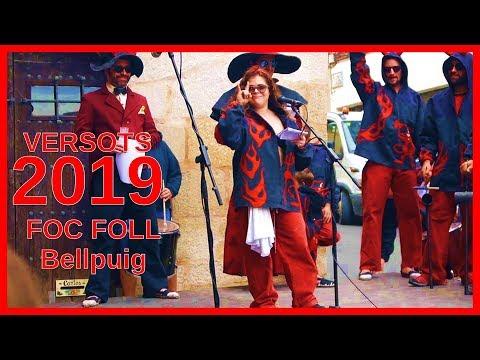 Versots Bellpuig 2019