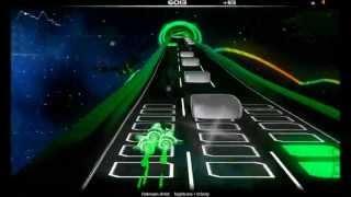 Audiosurf : Nightcore - Infinity [ Guru Josh Project ] (HD)