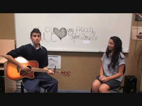 Tyler Ward ft. Alex G - Falling (Acoustic Cover) - GauravTMusic