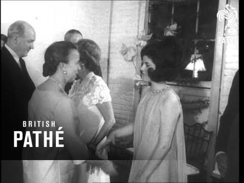 prewedding day reception for luci baines johnson 1966