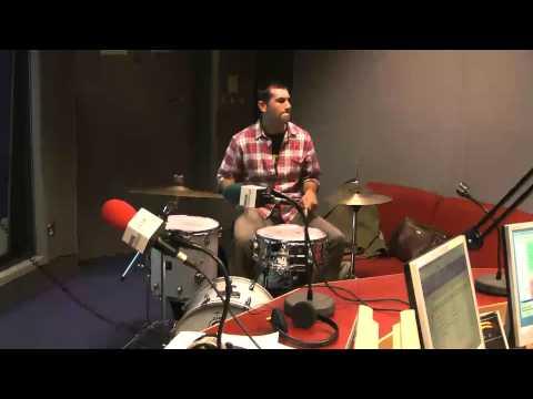 Lee Tallowin on BBC Radio Norfolk