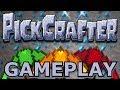 PickCrafter | PC Indie Gameplay