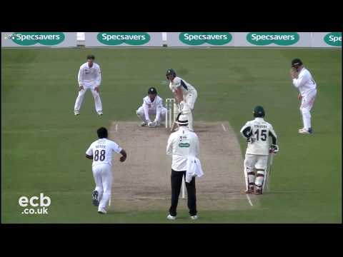 DAY THREE: Derbyshire v Worcestershire: Specsavers County Championship 2017