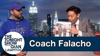 Tonight Show Starring Gian Lampitoc - Episode 1 (Coach Falacho) thumbnail