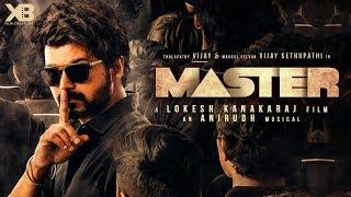 Master Official Second Look   Thalapathy Vijay   Vijay Sethupathi   Anirudh