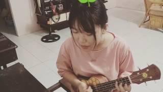 Chỉ Là Thoáng Qua (cover ukulele) - By Chu Luxubu