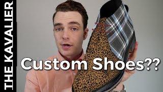 Do We NEED Custom Designed Shoes? (Undandy, Idrese, iTailor)
