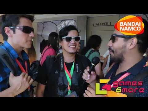 Press Tour Latinoamérica 2017 Bandai Namco Chile | Gamesandmore.cl