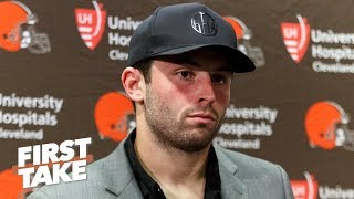 Baker Mayfield will 'get crucified' if he isn't great for the Browns - Marcus Spears | First Take