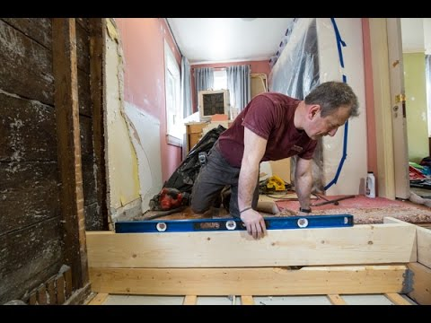 Bathroom Remodeling Series - Structural Considerations Video 3