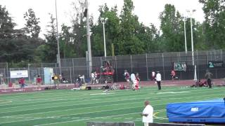 2015 Arcadia Invitational - Michael Norman - 400 Meter Dash - 45.91