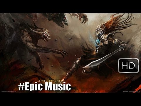 Epic Music Orchestra   Cinematic Battle Music   Dragon War by 魔界Symphony (Copyright Free Music)