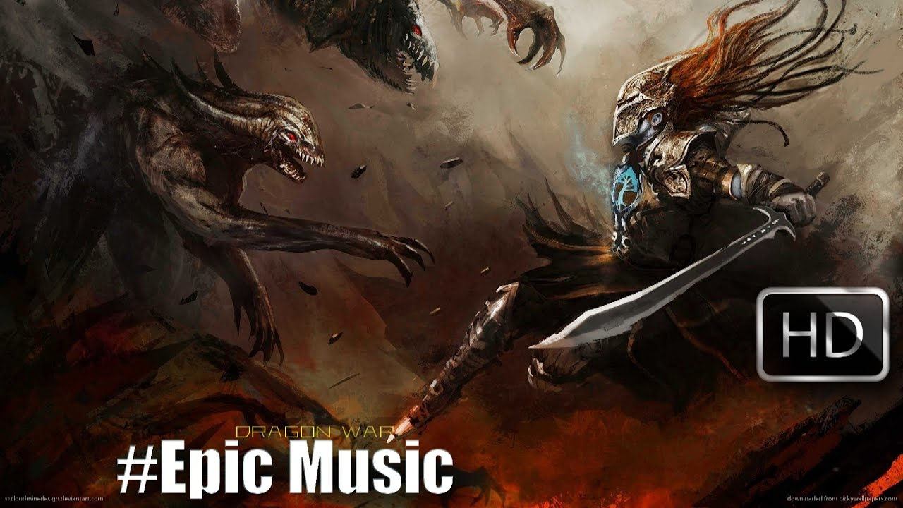 Epic Music Orchestra Cinematic Battle Music Dragon War By Symphony Copyright Free Music