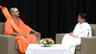 Ek Mulakat - Ep - 132 - Swami Omkaranad Saraswati - Brahma Kumaris