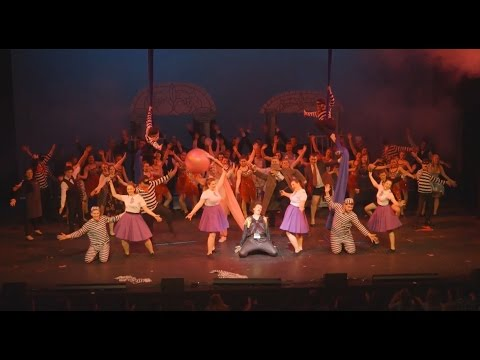South West Area 2017 - Cornwall YFC's Cabaret Performance