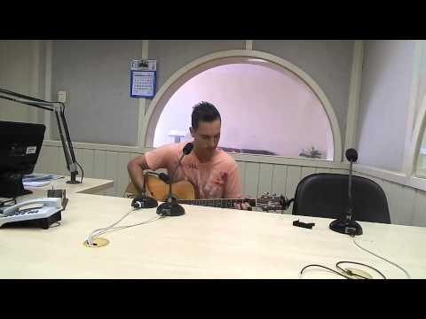 Adriano Bez - Toca No Meu Peito - Ao vivo Rádio Tubá